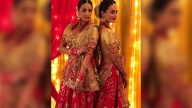 Anita Hassanandani and Surbhi Jyoti Twinning on the Sets of Naagin 3 Is the Most Glamorous Thing You'll See Today