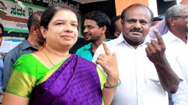 Karnataka Elections: Anitha Kumaraswamy, Wife of HD Kumaraswamy, Likely to Contest in Ramanagar Bypoll