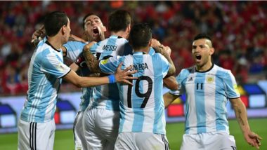 Argentina Lineup for 2018 FIFA World Cup: La Albiceleste Squad, Team Details, Match Schedule, Dates & Timetable for Football WC Russia