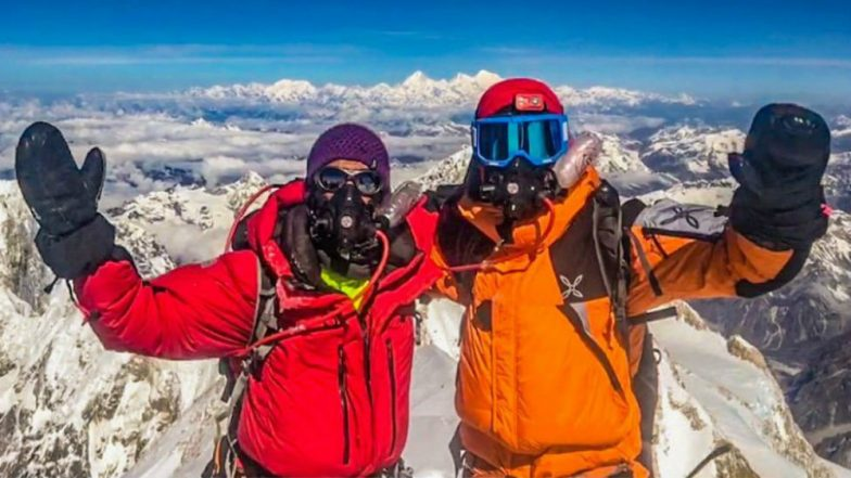 Scaling Ambitions: India's Arjun Vajpai World's Youngest to Summit Six Peaks over 8,000 Metres
