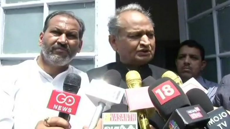 India's Constitutional Institutions Facing Grave Threat From Modi Government: Ashok Gehlot