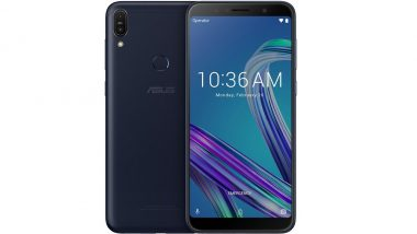Asus ZenFone Max Pro M1 6GB Variant to Go on Sale Online Tomorrow at Flipkart