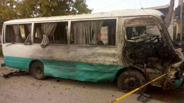 Bus Crash in Western Iran Kills at Least 11 People