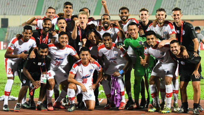 ISL 2018-19: Bengaluru FC Top ISL Table Again
