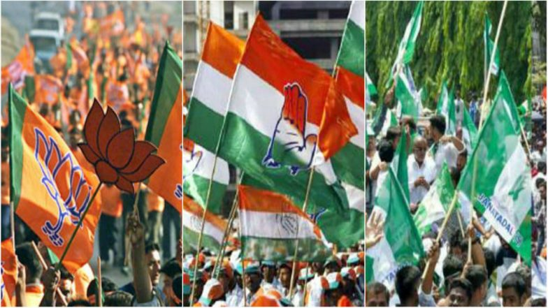 Names of Congress Candidates For Chhattisgarh Assembly Elections 2018 Phase-I Finalised