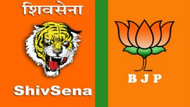 Lok Sabha Elections 2019: Feuding Ally Shiv Sena Hopes BJP-Led NDA Comes Back to Power, Says It Has Done a Lot of Work in the Country's Interest
