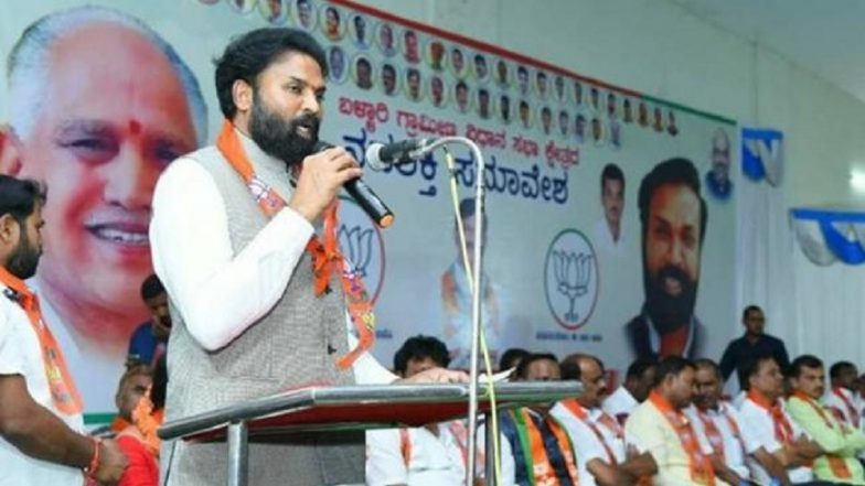 Karnataka Elections: EC Bars TV Channels From Airing 'Sting Operation' of BJP Candidate Sriramulu, Mining Baron Janardhan Reddy