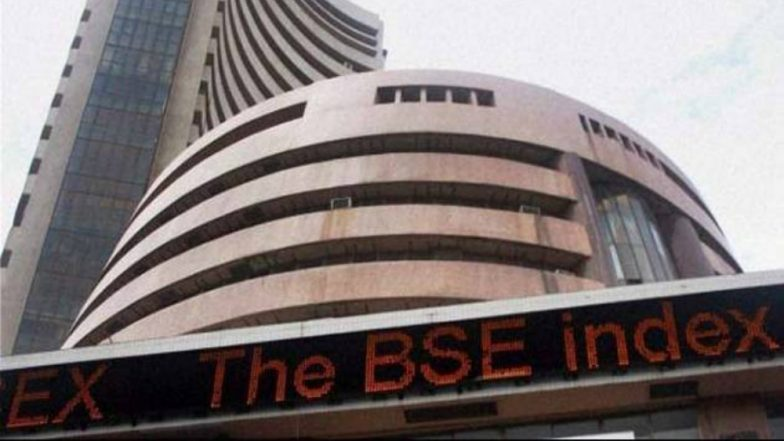 Sensex Falls 760 Points Amid Global Sell-Off, Weak Rupee