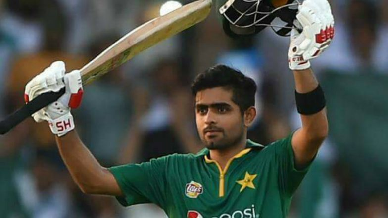 Somerset Signs Pakistan's Babar Azam for T20 Blast