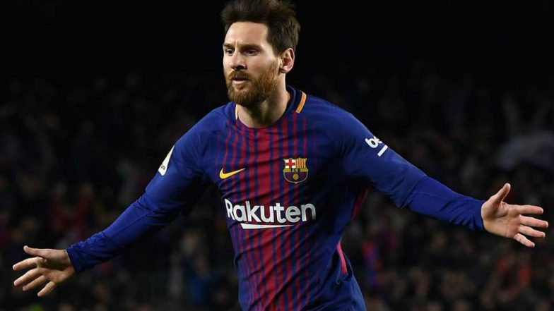 La Liga 2019: Lionel Messi's Free Kick in 90' and Luis Suarez Last Minute Goal Lead Barcelona to 4-4 Draw vs Villarreal