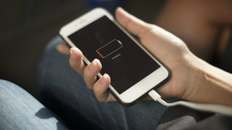 Low Battery Problems? This New Device May Increase Smartphone Battery Life 100 Times
