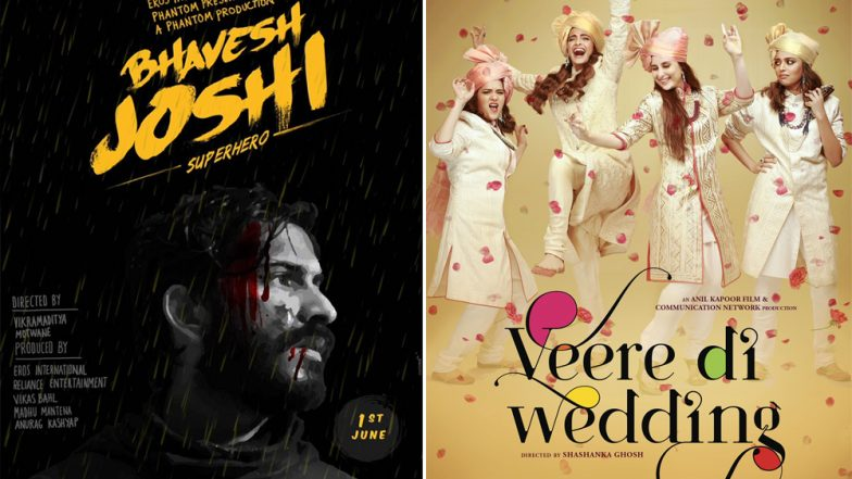Harshvardhan Sonam Kapoor to Clash at the Box Office Bhavesh Joshi Superhero to Now Arrive on the Same Day as Veere Di Wedding