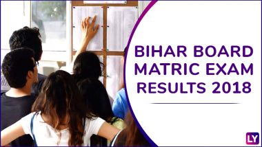 BSEB Class 10th Board Exam Result 2018 Live News Updates: Topper Prerna Raj Scores 91.4% | Bihar Board Declared Results at biharboard.ac.in