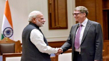 Bill Gates Lauds Indian Govt on 1st 100 Days of Ayushman Bharat Scheme Implementation