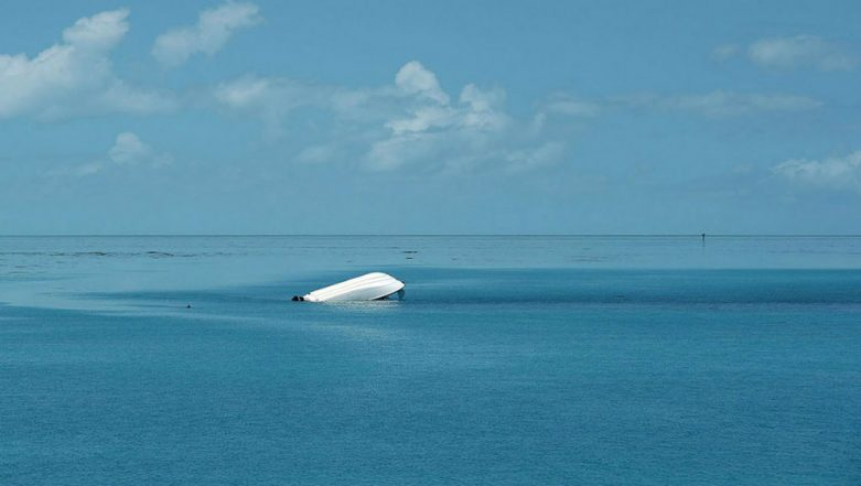 Image result for migrants sink own boat