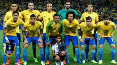 Brazil Squad for 2018 FIFA World Cup in Russia: Selecao Lineup, Team Details, Road to Qualification & Players to Watch Out For in Football WC