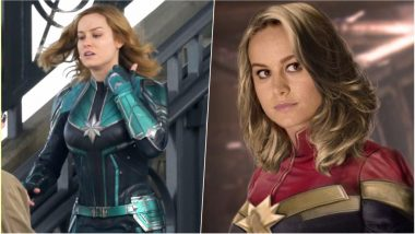 Captain Marvel: Brie Larson Reveals She Had to Undergo Rigorous Training for Nine Long Months Before She Started Filming the Superhero Movie