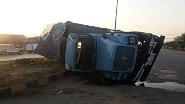 19 CRPF Troopers Injured in Srinagar Road Accident