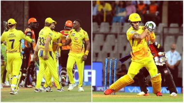 SRH vs CSK Video Highlights, IPL 2018 Playoffs (Qualifier 1): Chennai Super Kings Edge Out Sunrisers Hyderabad in a Thriller to Enter Final