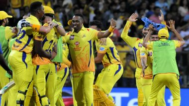 IPL 2018: CSK's 7th Entry Into the IPL Final & Other Stats From Chennai Super Kings vs Sunrisers Hyderabad Match