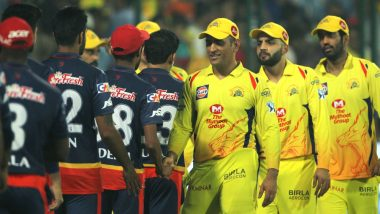 DD vs CSK Video Highlights IPL 2018: Chennai Super King's March to Top Halted by Delhi Daredevils' 34-run Win