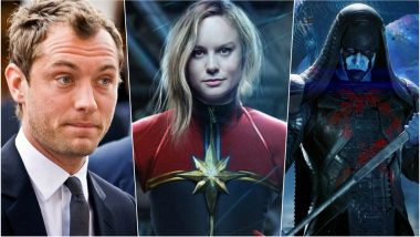 Captain Marvel Movie Cast List Confirmed: Brie Larson as Carol Danvers, Jude Law as Mar-Vell & Others in the Biggest Film After Avengers: Infinity War!