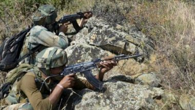 Jammu and Kashmir: Pakistan Violates Ceasefire in Kupwara and Baramulla Districts