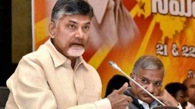 Andhra Pradesh Lok Sabha & Assembly Elections 2019: Chandrababu Naidu Hits Out at EC, Says 30% EVMs Not Working