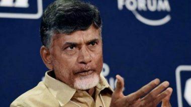 Jagan Mohan Reddy Govt Damaging Andhra Pradesh's Goodwill by Taking Wrong Decisions on PPAs, Says Chandrababu Naidu
