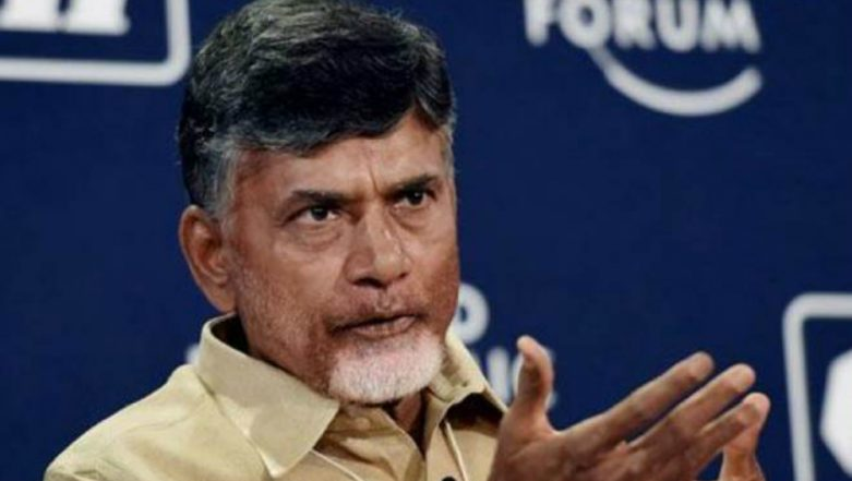 Andhra Pradesh CM N Chandrababu Naidu Meets Opposition Leaders in Delhi, Says Next Step Will Be Decided in Kolkata Rally