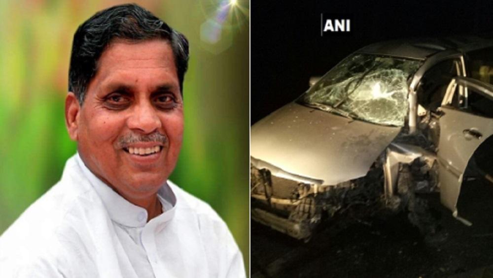 Siddu Nyamagouda, Congress MLA in Karnataka, Dies in Road Accident Near Tulasigeri