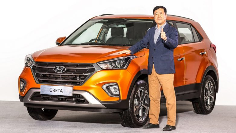 The new 2018 Hyundai Creta SUV Launched; Price in India Starts From Rs. 9.43 Lakh