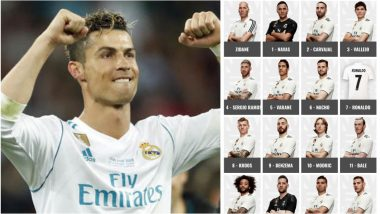 Cristiano Ronaldo to Leave Real Madrid for Real? Amidst Manchester United Transfer News, Football Star Misses 2018-19 Madrid Kit Launch