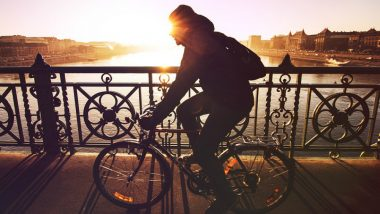 Cycling to Work Can Help You Live Longer
