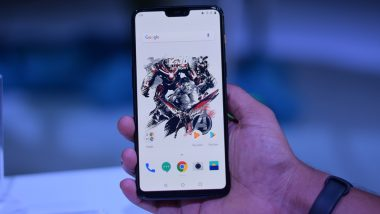 Discount on OnePlus 6: Get OnePlus 6 Smartphone with Rs 5000 Discount During Amazon Great Indian Festival Sale