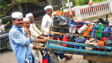 Mumbai's Dabbawalas' Tie Up With E-Commerce Companies to Deliver Couriers & Parcels