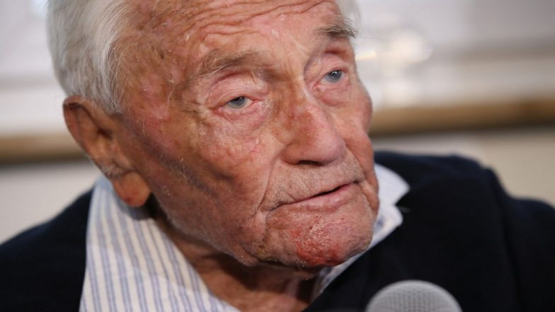 David Goodall, 104-Year-Old Australian Scientist, Commits Assisted Suicide in Switzerland