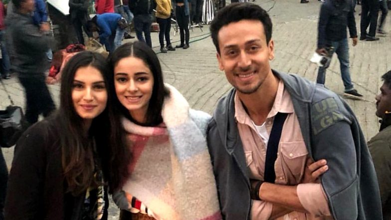 SOTY 2: Punit Malhotra shares pictures from the chilling climate