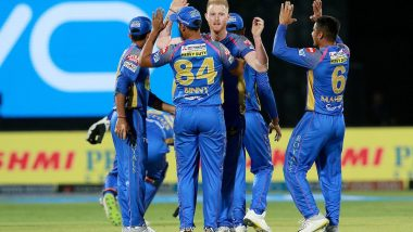 RR vs KXIP Video Highlights IPL 2018: Rajasthan Royals Stay in Contention for Playoffs With win Over Kings XI Punjab