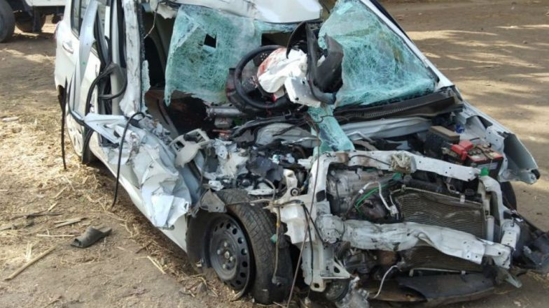 Gujarat Accident: Seven People of a Family Killed After Car Collides