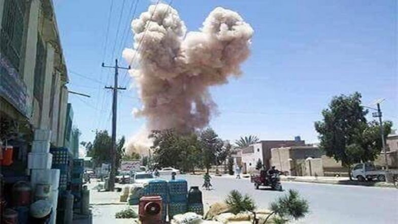 Afghanistan Blast: At least 20 Killed, 40 Injured in Suicide Bombing in Gardez