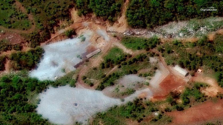 North Korea Destroys its Nuclear Testing Site, Punggye-ri