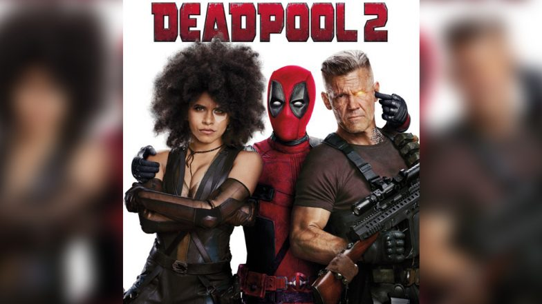 Deadpool 2: Not enough orgies