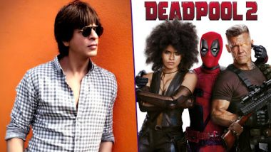 Deadpool 2: Ryan Reynolds' Superhero Film has a Shah Rukh Khan Connection -  Check it Out Here