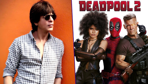 Spoiler alert | Connection between Deadpool 2 and Shah Rukh Khan revealed