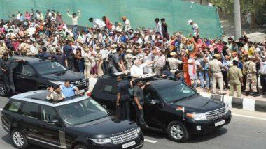 Delhi-Meerut Expressway: PM Narendra Modi Inaugurates First Phase of 14-Lane Highway
