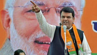 Maharashtra Assembly Election Results 2019: CM Devendra Fadnavis Leading on Nagpur South West Seat