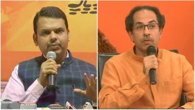 Liquor Shops Opened in Maharashtra, Why Not Allow Gyms: Devendra Fadnavis Requests CM Uddhav Thackeray to Reopen Gymnasiums