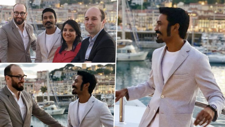 Image result for dhanush cannes