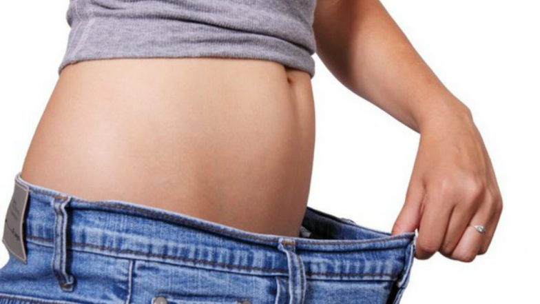 Weight Loss In Tga